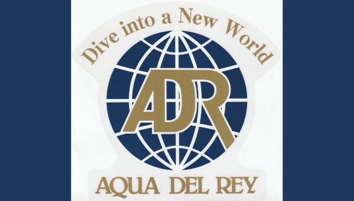 アクアデルレイ・サイパンのロゴ。